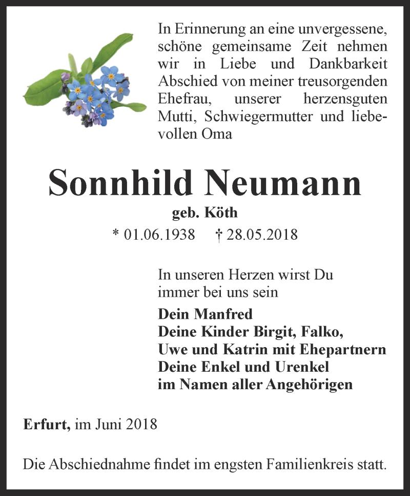 Bestattung Neumann Traueranzeigen