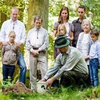 Naturbestattung im Friedwald