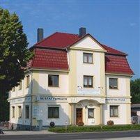 Haupthaus in Gotha direkt am Hauptfriedhof