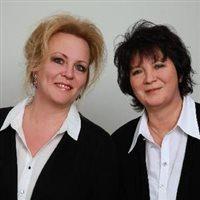 Petra Schneider und Christina Menzel