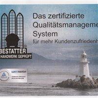 Zertifizierung Kundenzufriedenheit